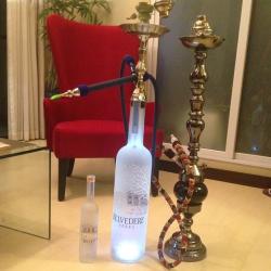 shisha & bottles